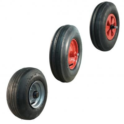 Wheel complete line profile / 3-rib