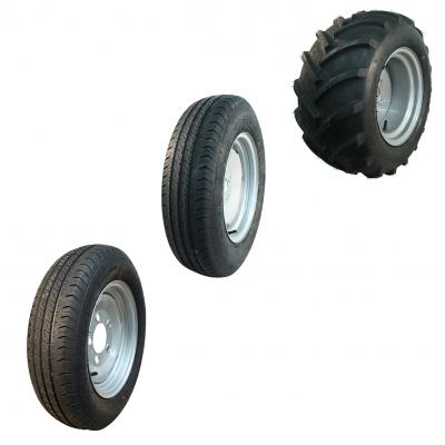 Wheel complete industry / forklift truck
