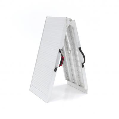 Oprijplaat opklapbaar aluminium 2240 x 570