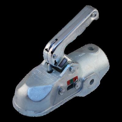 Tête d'attelage EM350RC M12-M12 Ø60 12,5 12,5