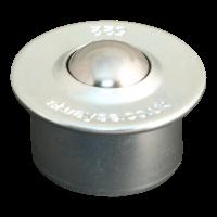 Euro unit 0 (flange) Ø22,2 type 13 (steel ball, galvanized housing)