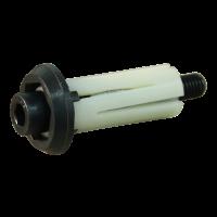 Support à expansion pour tube rond
