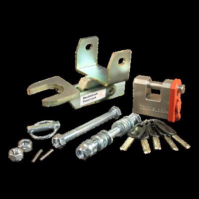 Fixed Lock EM350 SCM 1x horizontal / 1x vertikal (Knott, Winterhoff, Albe Berndes) M14