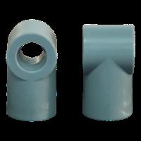 Screw eye flat plastic AU24K M10 inb. 24 Ø8,1 Delrin 100