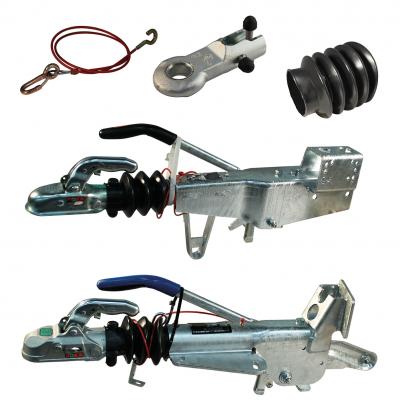 Overrun brake (parts)