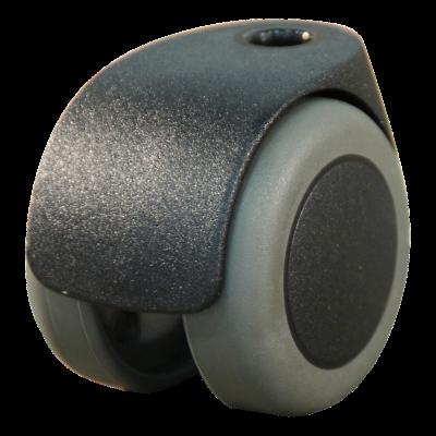 Roulette pivotante 52mm série 74-68