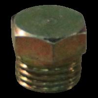 """Plug 1/4"""" metaal"""