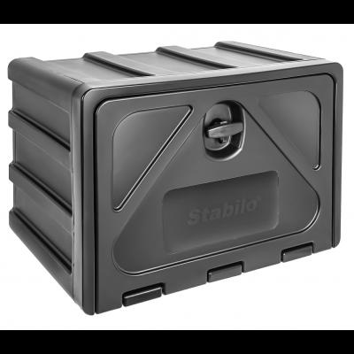 Tool box plastic, Stabilo®-box 600, swing-lock with lock 600x450x450mm