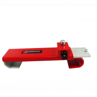 Container Lock HEAVY RED SCM