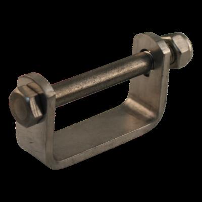 Welding bracket board hinge with level SS