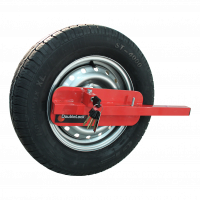 """Compact Buffalo Red SCM wheels 13"""" up to and including 15"""" with circular air holes"""