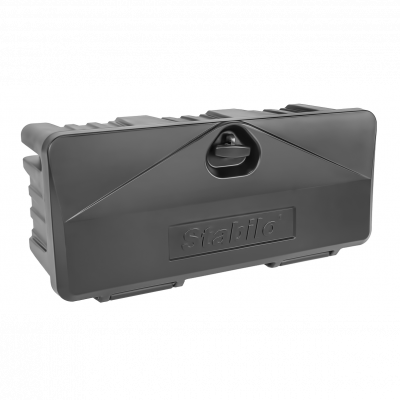 Tool box plastic, Stabilo®-box 750, swing-lock with lock 750x340x300mm