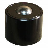 Kugelrolle hevi-load 0 Ø50,8 717013 Typ 13 (Stahlkugel, verzinktes Gehäuse)