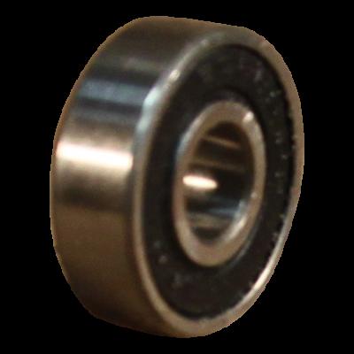 Ball bearing 608 2RS C3 galvanised steel