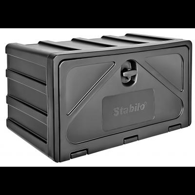 Tool box plastic, Stabilo®-box 800, swing-lock with lock 800x450x450mm