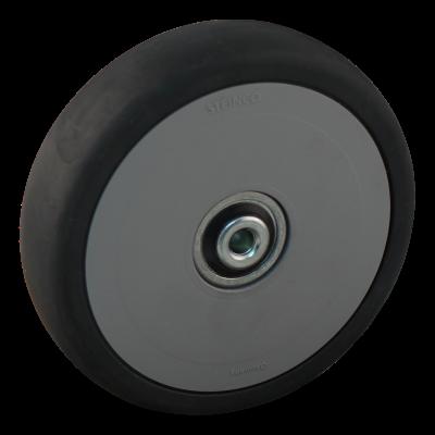 Roue fixe 125mm serie 66 - 51
