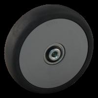 Lenkrolle mit Feststeller 125mm serie 66 - 84