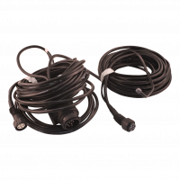 Kabelboom 13-polig met stekker 5.05m 2 x bajonet 5-polig , vertakking 2x 3m DC