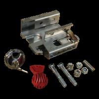 Benlock A50 drawbar lock incl. safety ball not approved 2x horizontal M12