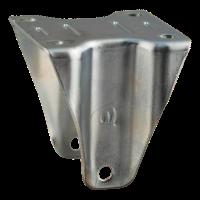 Bokwiel 125mm serie 09 - 10