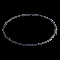 Rallonge pour sécurité de tête d'attelage avec fixed lock
