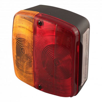 Rear lamp AJBA FP.11 applicable left and right cable grommet connection FP.11.004