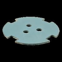 Directional fixer intermediate plate series 14