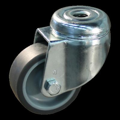 Lenkrolle 70.5 Rückenloch 50mm Serie 68-60