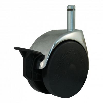 Zwenkwiel geremd 75mm serie 65 - 67