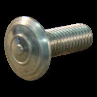 Bout tbv reminstallatie M8x22, RVS 304 (alleen voor intern gebruik)