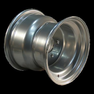 Rad 8.50Ix10H2 ET-4 67/112/5 Stahl, grau