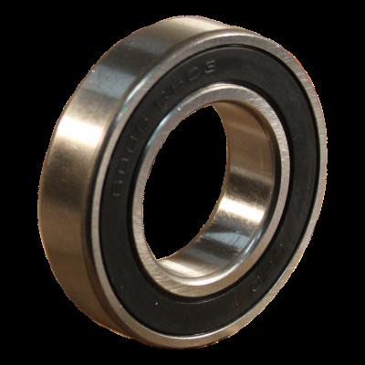 Ball bearing 6006 2RS C3 galvanised steel