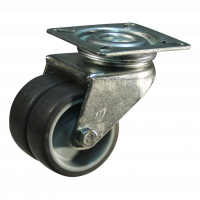Lenkrolle 75mm Serie 68-62