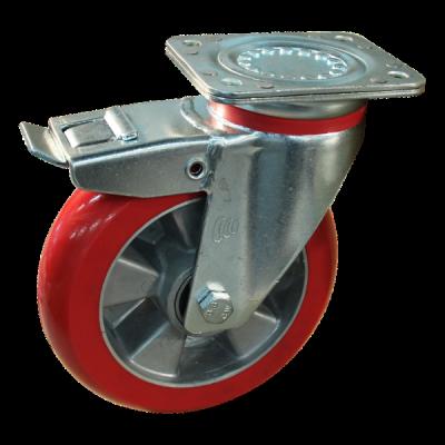 Zwenkwiel geremd 200 mm serie 03 - 17