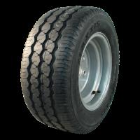 Pneu + roue 195/55 R10C CR-966 + 6.00Ix10H2 ET-4 94/140/5 98/96 P métal, gris
