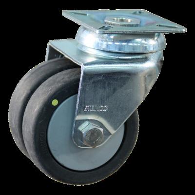 Roulette pivotante 75mm serie 93 - 42