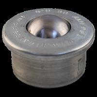 Bille de manutention heavy duty series 800 Ø30 type 13 (bille d'acier, boîtier galvanisé)