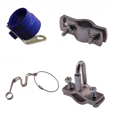Other couplings and accesoiries