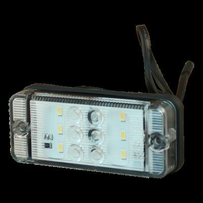 Feu de recul WAŚ 702 LED 12-24V 0,5m DC