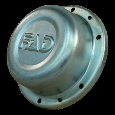 "Naafdop ""FAD"" ∅148.2mm, opschroefversie, steekcirkel ∅136mm, 6 gaten ∅7mm"
