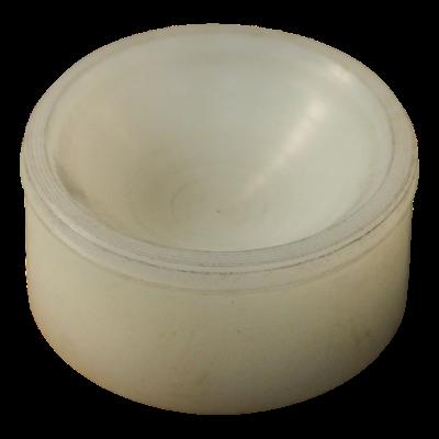 Teil Kippgelenkesatz Nylon Einsatz Ø49mm, H=24,5mm