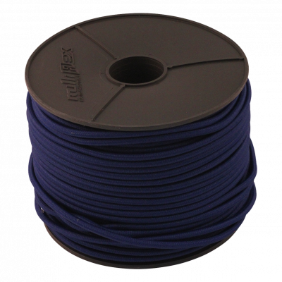 Elastic cable on roll