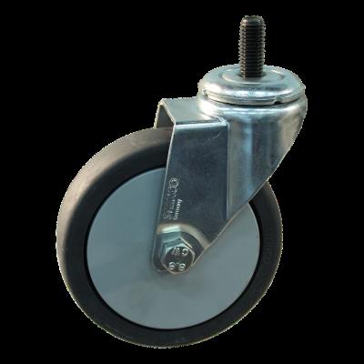 Roulette pivotante 75mm serie 64 - 40
