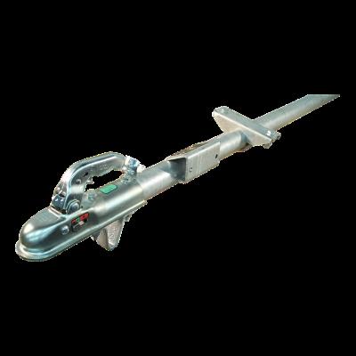 Timon droit KDR60 Ø60x2000mm