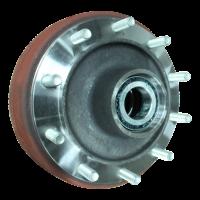 Moyeu de frein complet 400Gx80 280/335/10 M22x1,5 32213 32217