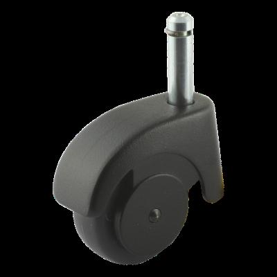 Roulette pivotante 50mm série 50-08