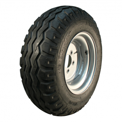 Wheel complete AW, implement / trailer
