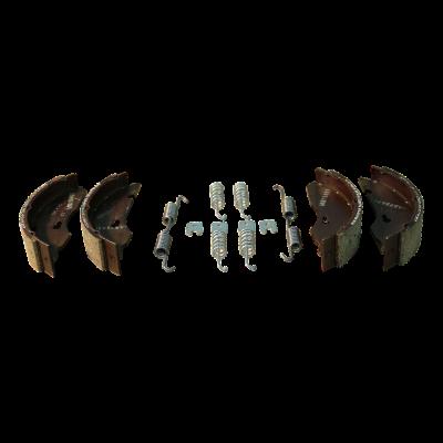 Remschoenset AL-KO rem type 1635 / 1636 / 1637 160x35