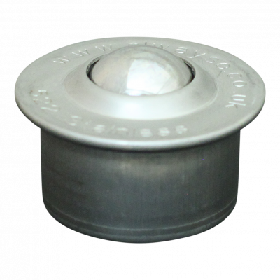 Ball fixing unit Euro unit 0 (flange) Ø22,2 522015 type 15 (SS bearings, SS body)
