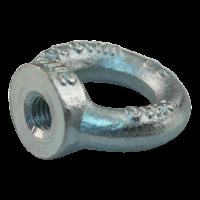 Ecrous a anneau M12 zingué
